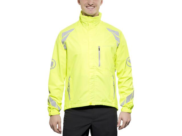Endura Luminite DL Jacke Herren hi-viz yellow/reflective